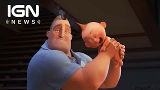 Incredibles 2: Brad Bird Isn't Ruling Out A Third Movie - IGN News