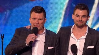 The Neales - Britain's Got Talent 2015 Audition week 4