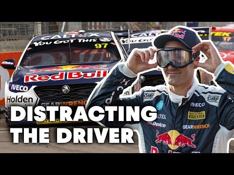 How Do You Distract A Supercar Driver?