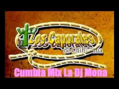 Caporales de Chihuahua Mix- La Dj Mona 2013