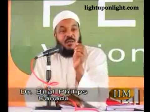 Da'wah Training Course -Dr Bilal Philips - Part 6/13