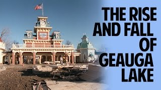 The Rise and Fall of Geauga Lake, Sea World, and Wild Water Kingdom in Ohio