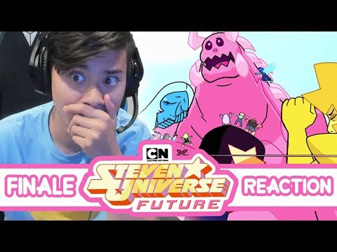 Steven Universe Future: SERIES FINALE Reaction