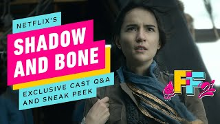 Netflix's Shadow and Bone: Sneak Peek + Fan Q&A w/ Cast - IGN Fan Fest 2021