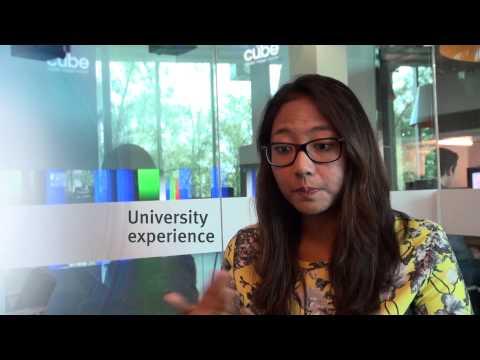 Devi's experience studying in Brisbane, Queensland, Australia