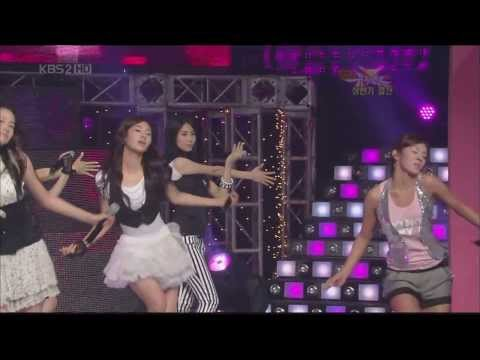 [HD] 080704 SNSD - Tell Me Cover (Wonder Girls)