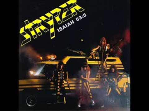 Stryper - Can't Stop The Rock (The Stryper Collection 1984 - 1991)