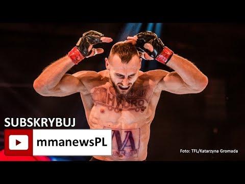 """Mariusz Skwarek po wygranej na TFL 13: """"Byłem przygotowany na 15 minut wojny."""""""