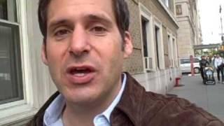 John Berman vs. Dan Harris