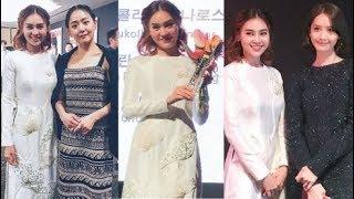 Ninh Dương Lan Ngọc nhận giải Gương mặt châu Á
