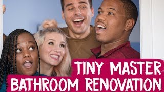 Extreme Bathroom Renovation | Mr. Kate Decorates