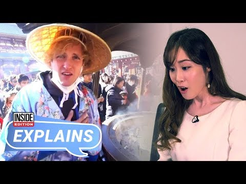 Japanese-American Vlogger Responds to Logan Paul: 'You Should Know Better'