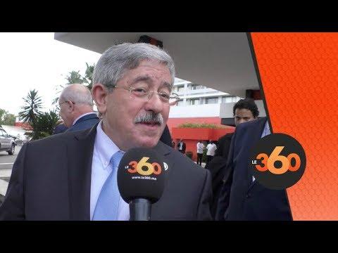 شاهد الوزير الأول الجزائري يكشف عن ما دار بينه وبين الملك