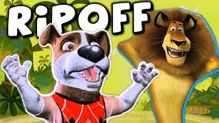 The HORRIBLE Madagascar Movie RIPOFF! (Life's a Jungle: Africa's Most Wanted)