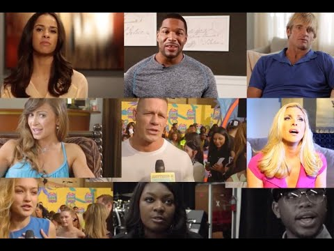 ProjectAIP (Anything Is Possible) inspirational celebrity videos for teens and families.