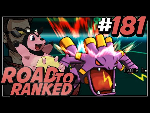 Pokemon X and Y Wifi Battle (Live FaceCam) - Road To Ranked #181 - Top Six Tuesdays Normal Types!