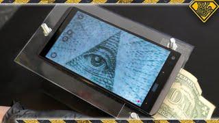 DIY Smartphone Magnifier