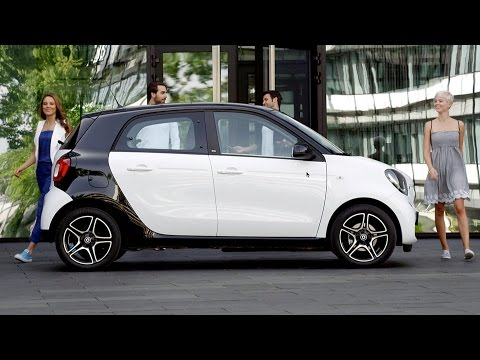 smart fortwo & forfour | World Premiere [Trailer]