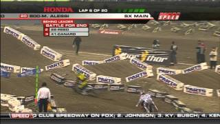 2011 AMA Supercross Round 12 Toronto - 450 - HD 720p