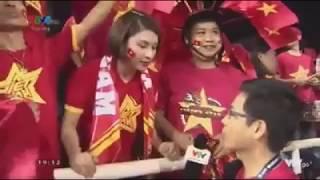 """""""Thánh nữ"""" dự đoán đúng tỷ số, cầu thủ Việt Nam ghi bàn lượt về bán kết AFF Cup 2018"""