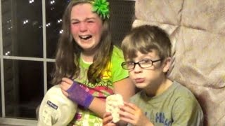 Giving Kids Bad Christmas Presents PRANK!