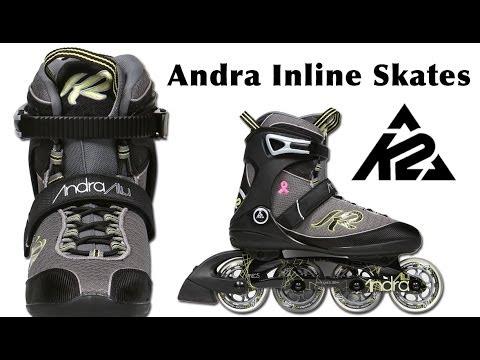 Inline Skates For Women k2 k2 Andra Inline Women 39 s Skates