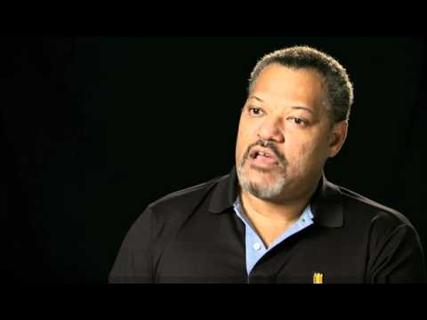 Interview with Laurence Fishburne on starring in