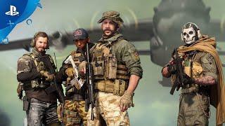 Call of duty: modern warfare & warzone :  bande-annonce