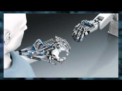 FESTO TECH - ExoHand, SmartInversion & SmartBird