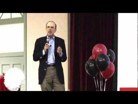 Thinking About the Unsinkable: Edward Tenner at TEDxRutgers 2012