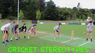 Cricket Stereotypes | OWP