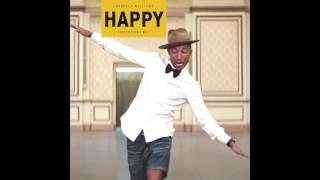 Happy - Pharrell Williams (OFFICIAL INSTRUMENTAL)
