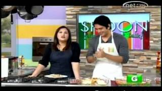 Gerald Anderson on SPOON (10-28-2011) 2/6