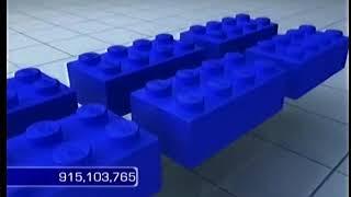 Megatovárne -  Lego