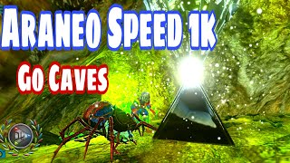 Ark Survival Evolved Mobile] HD Đi Hang Swamp Cave (Hang