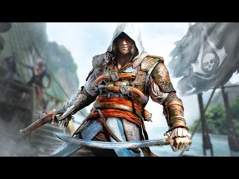 CGR Undertow - ASSASSIN'S CREED IV: BLACK FLAG review for Nintendo Wii U