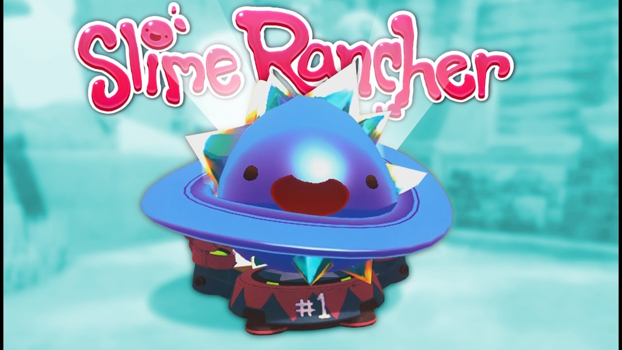 Crazy Awesome Dervish Slime Largos! - Let's Play Slime Rancher Gameplay