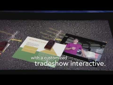 Applied Art & Technology, Web & Interactive demo