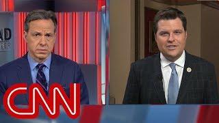 Gaetz on Nunes FISA memo: Democrats won't like it