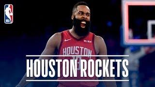 Best of the Houston Rockets   2018-19 NBA Season