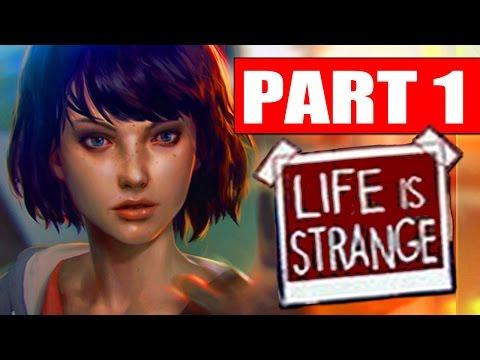 Life Is Strange Walkthrough Gameplay Part 1 EPISODE 1 CHRYSALIS Review 1080p HD PS4 XBOX PC
