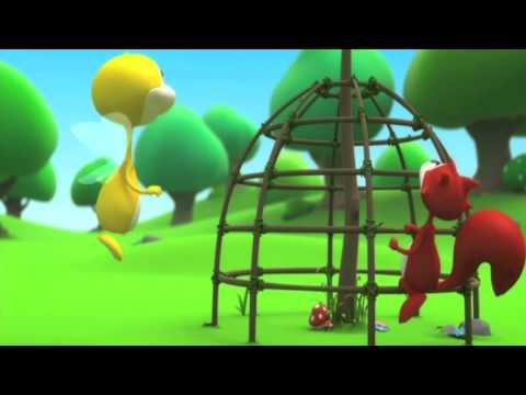 Desene animate - Aventurile albinutei Buzz