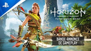 Horizon forbidden west :  bande-annonce ST
