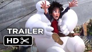 Big Hero 6 Trailer (2014) – Disney Animation Movie