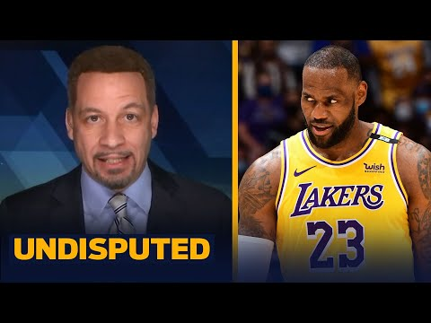 The Suns have no answer for the Lakers, this series is over — Chris Broussard | NBA | UNDISPUTED