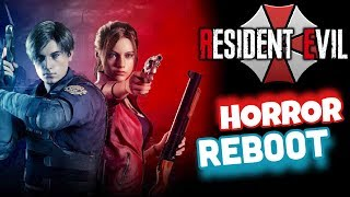 Resident Evil Movie HORROR REBOOT Is Video Game Faithful