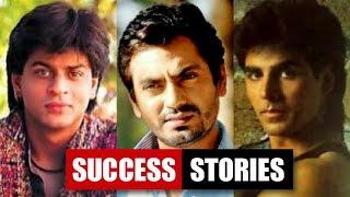 10 Inspiring Struggle Stories of Bollywood Actors [Hindi]
