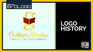 Golden Books Family Entertainment Logo History | Evologo [Evolution of Logo]