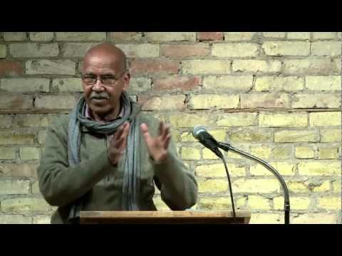 Nuruddin Farah at the Loft - YouTube