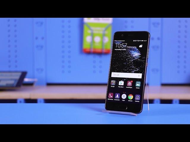 Belsimpel-productvideo voor de Huawei P10 Black